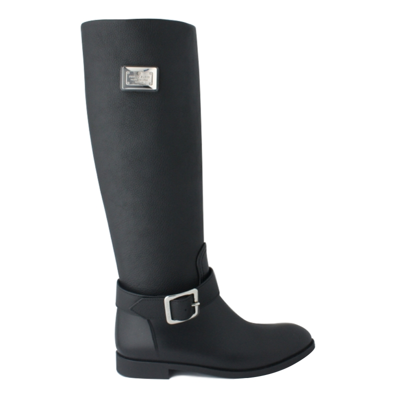 "Gummy High Boots ""ANGELICA"""