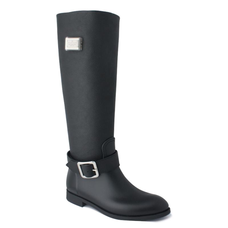 "Gummy High Boots ""ANGELICA"""