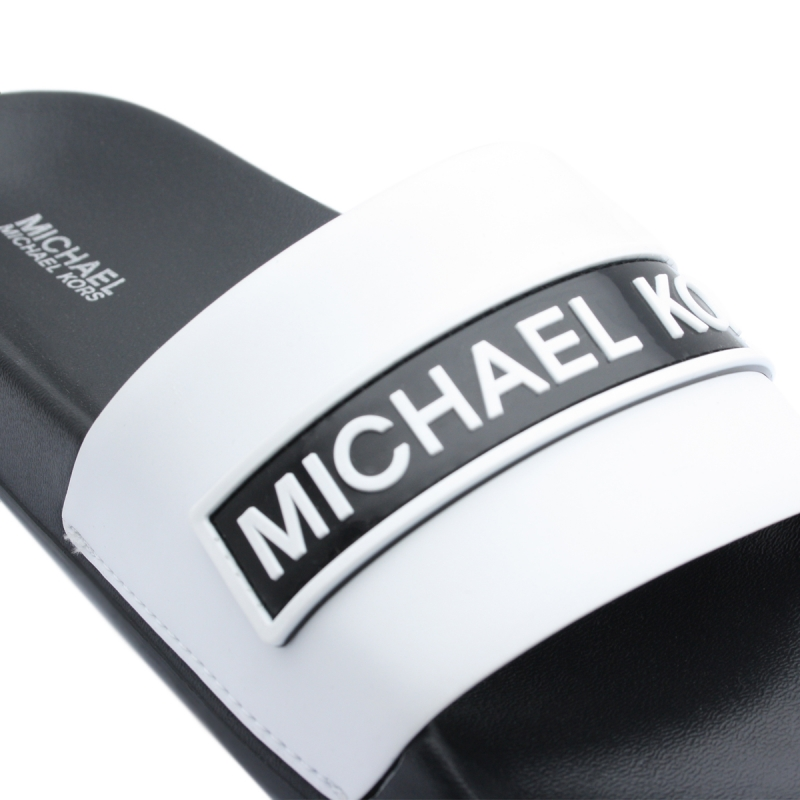 "Sandale ""DEMI"" avec logo"