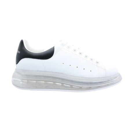 BASKETS AIR OVERSIZE BLANC / NOIR  9061 -